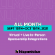 HISPANICIZE TO CELEBRATE HISPANIC HERITAGE MONTH WITH VIRTUAL & LIVE IN-PERSON EVENTS FROM COAST TO COAST